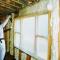 Изоляция стен каркасного дома