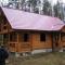 Металлочерепица для деревянного дома